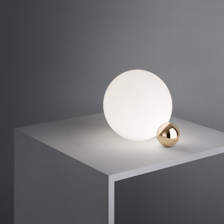Michael Anastassiades' 'Copycat' table light for Flos (2016).
