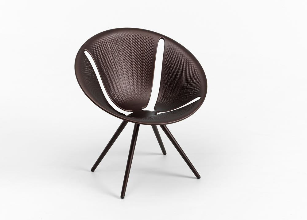 The Beautifully Industrial Form Of Ross Lovegroveu0027s U0027Diatomu0027 Armchair  Designed In 2014 And Manufactured