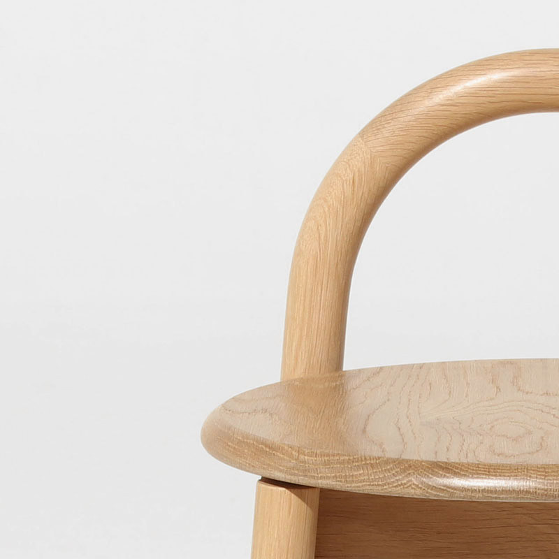 The 'Bobby' chair by Daniel Tucker for DesignByThem.