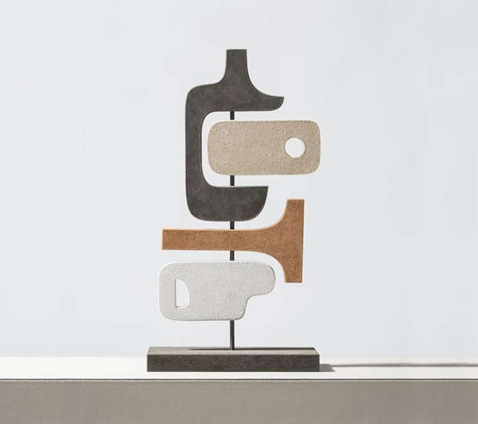 'Taboo totem Number 4' by Stephane Parmentier for luxury Italian design house, Giobagnara.