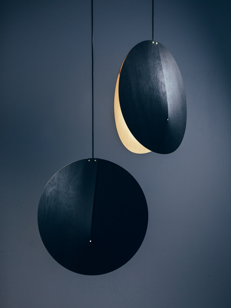 The 'O' pendant by Anni Pitkäjärvi for Adea.