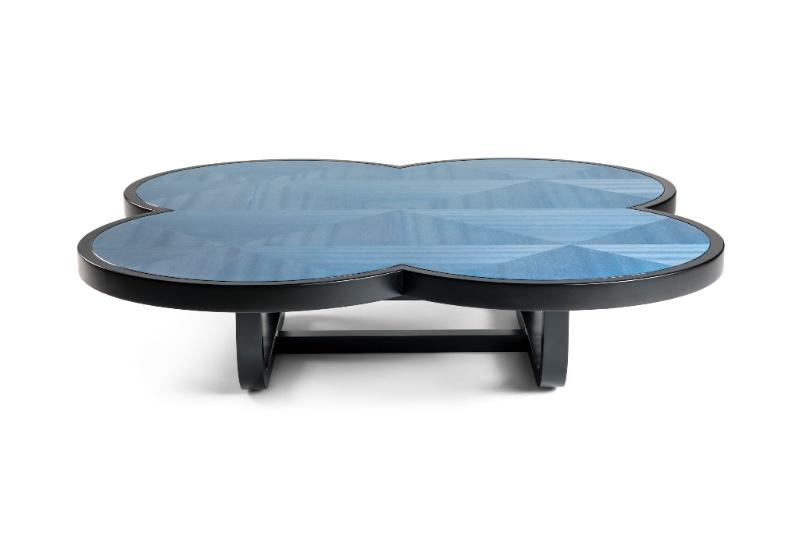 'Carylion' table by Cristina Celestino for Gebrüder Thonet Vienna (GTV).