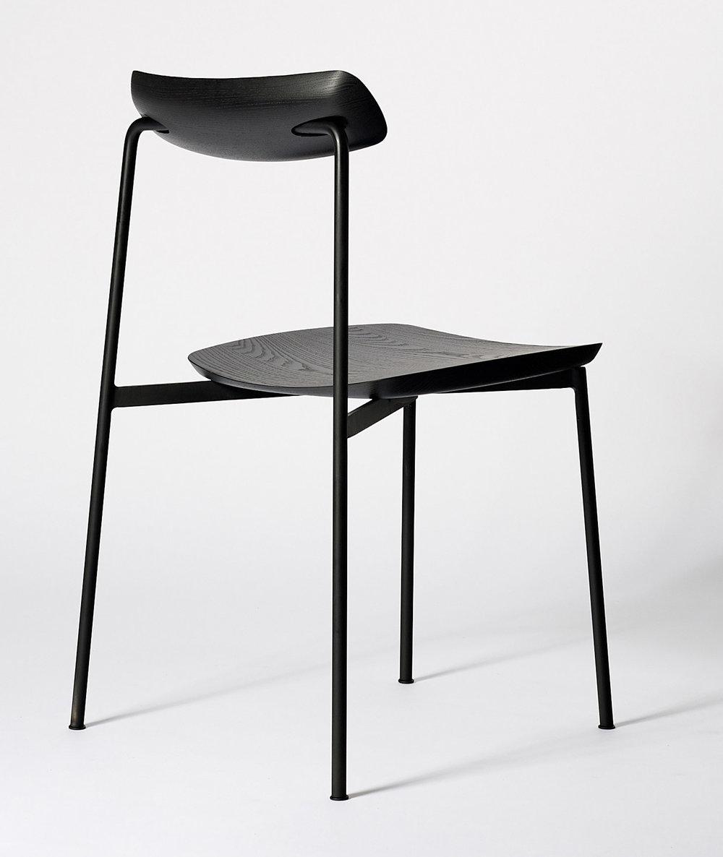 The 'Sia' chair by Australian designer Tom Fereday.