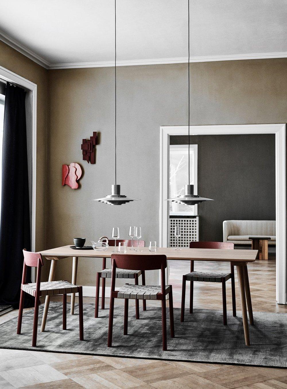 &Tradition's 'Betty' chair by Finnish designer Sami Kallio and Danish designer Jakob Thau.