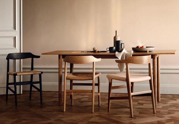 'Hedda' chair by David Ericsson for Gärsnäs.