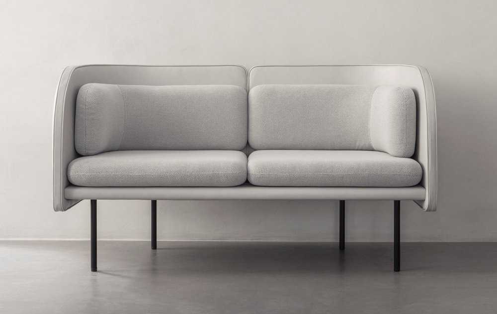'Tune' sofa by Norm Architects for Zilenzio.