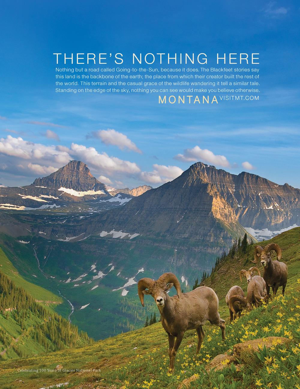 Montana has nothing