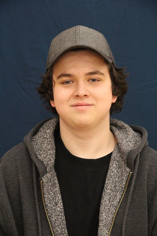 Sound Designer - Kyle Clark