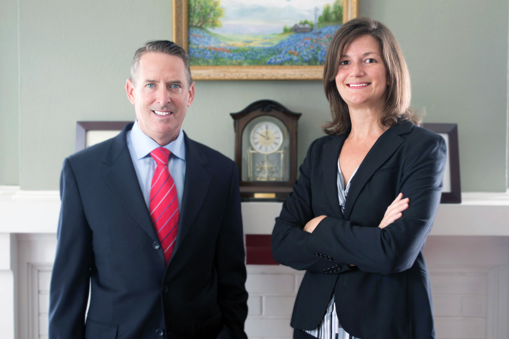Mark Foster and Sara Hammond