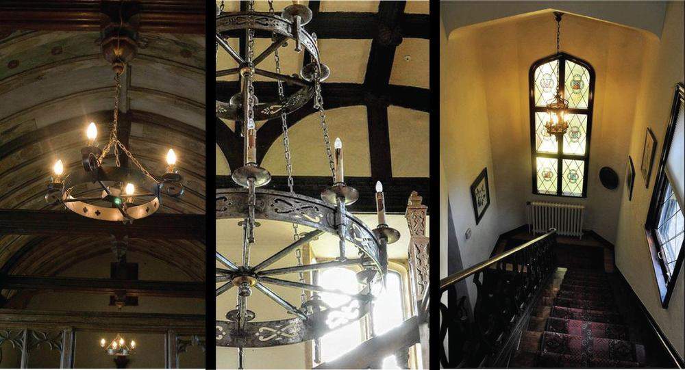 The Tudor Revival Style — ARCHITECTURAL ANTIQUES