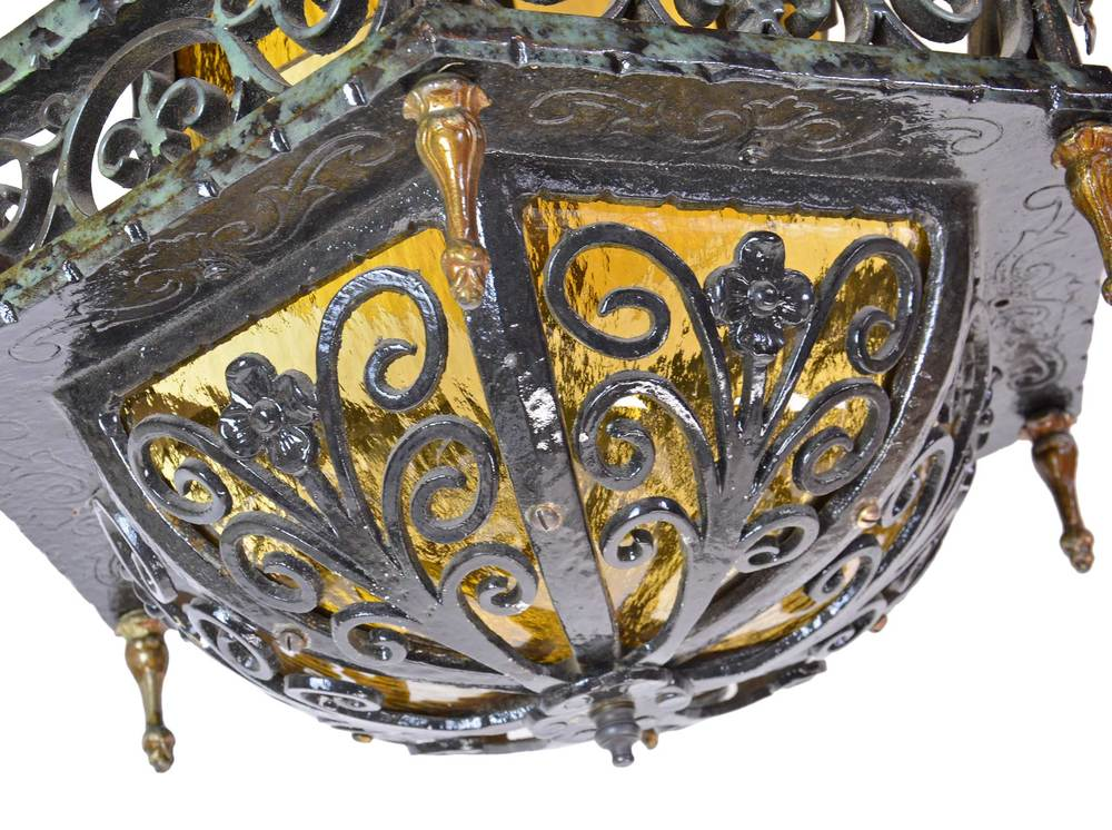 45961-bent-amber-glass-and-iron-chandelier-with-floral-details-bottom.jpg