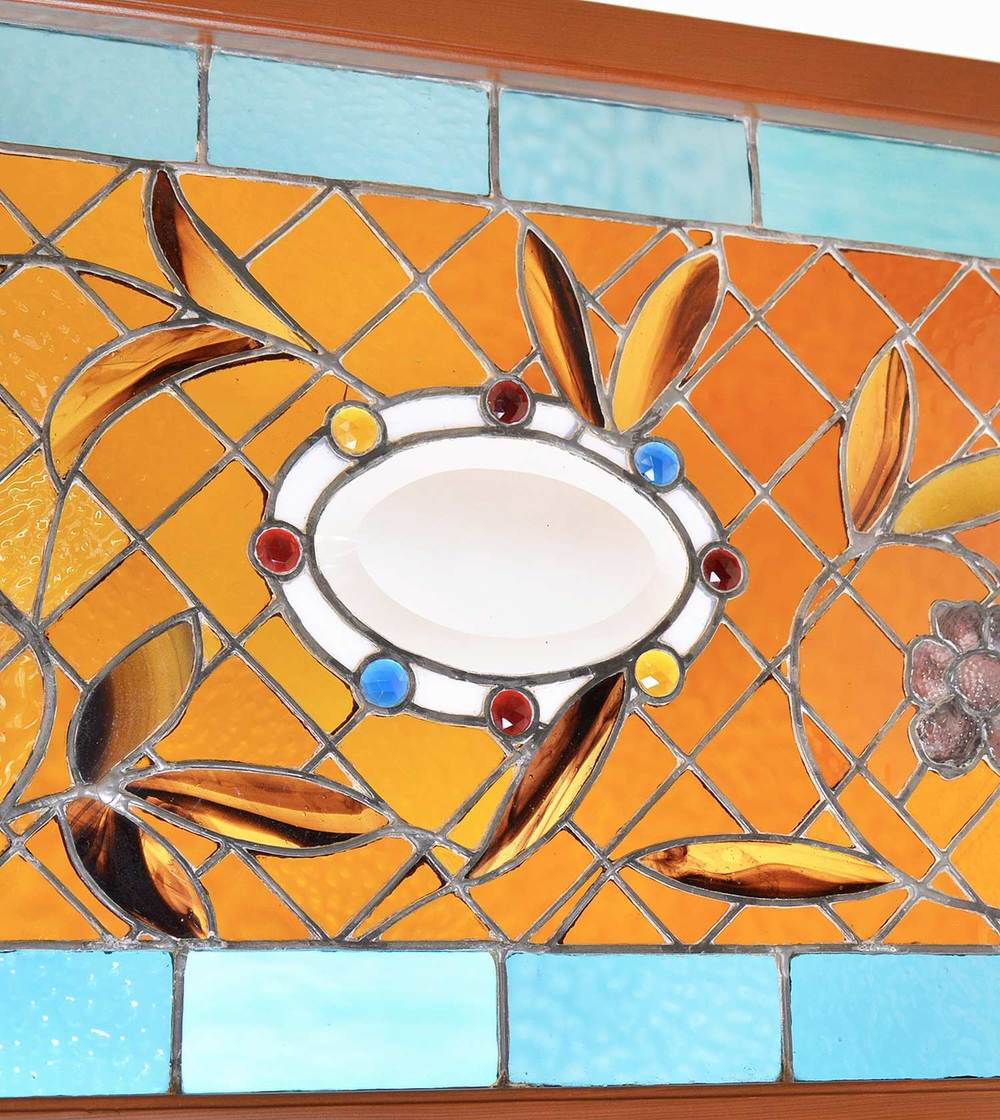 46385-Stained-Transom-with-molded-flower-center-detail.jpg