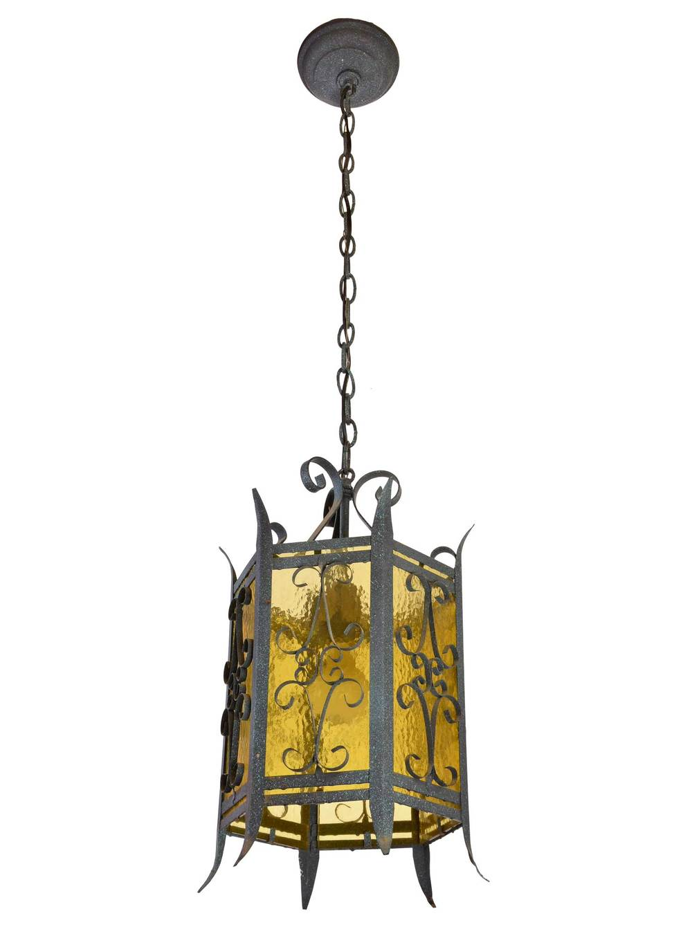 46371-steel-and-amber-glass-pendant-lantern-angle.jpg