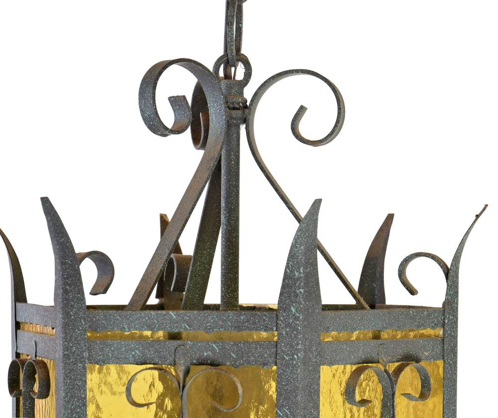 46371-steel-and-amber-glass-pendant-lantern-top.jpg