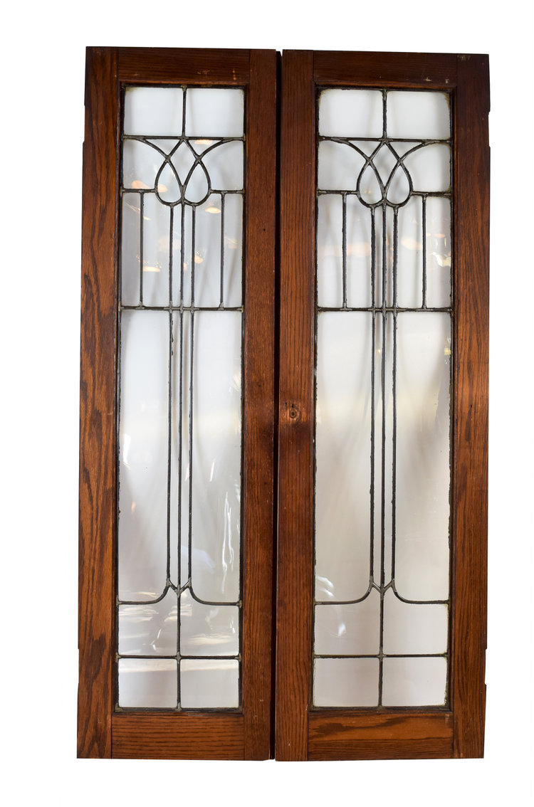 beveled glass cabinet door - Beveled Glass Cabinet Door — ARCHITECTURAL ANTIQUES