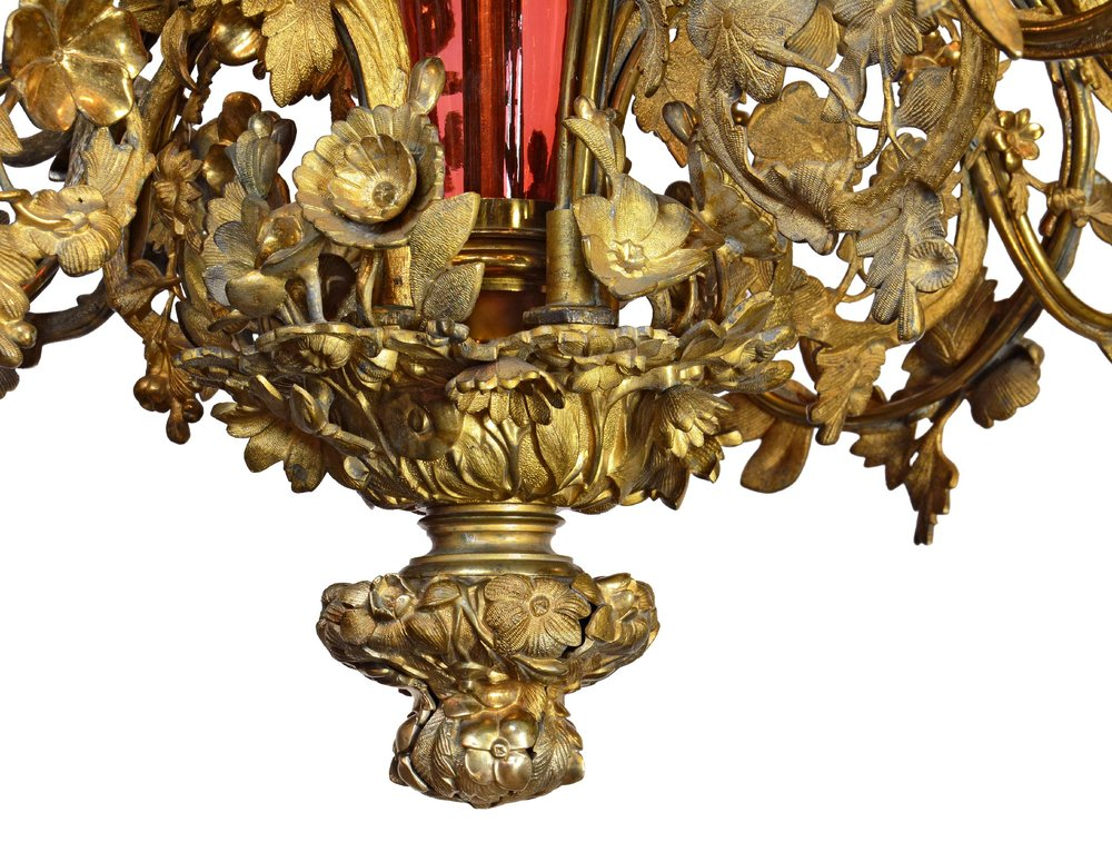 46245-ornate-brass-and-cranberry-glass-fixture-bottom.jpg