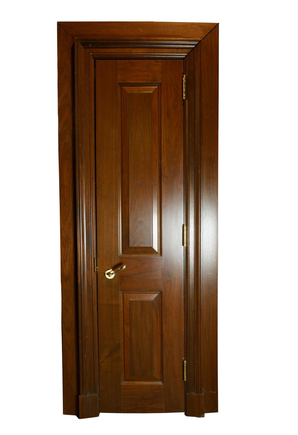 Walnut Closet Door Architectural Antiques