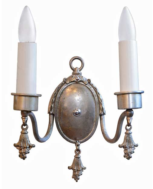 http://www.archantiques.com/sold/silver-two-arm-sconce-with-tassels