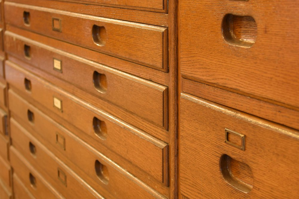47025 oak flat file cabinet drawers.jpg