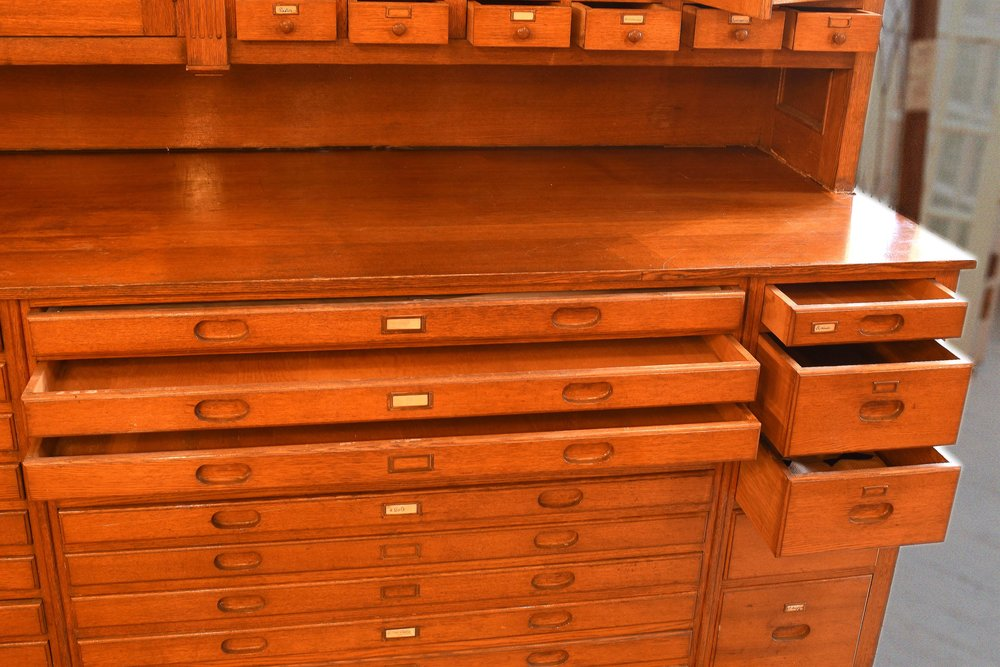 47034 Oak Vestment Cabinet drawers.jpg