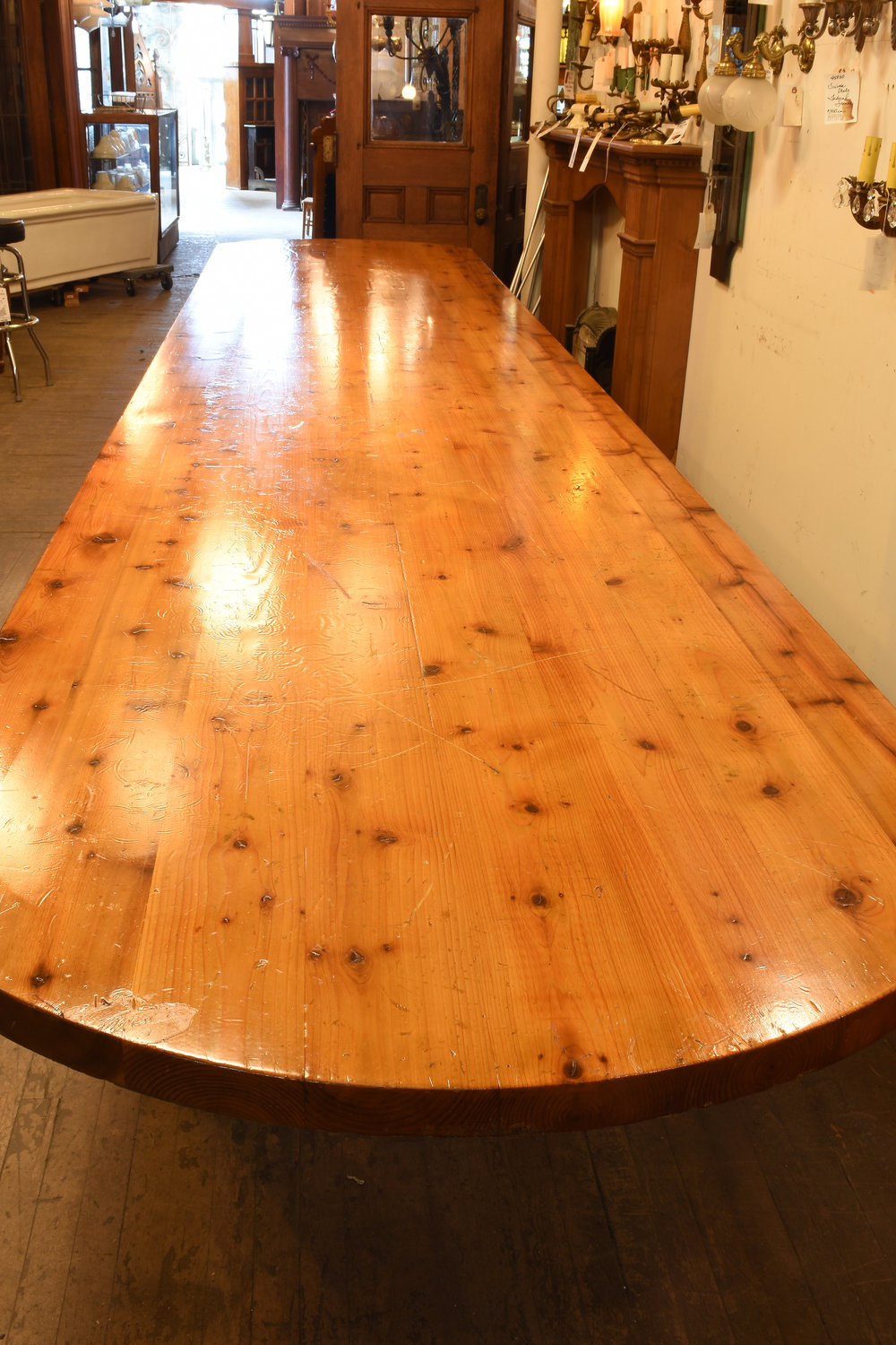 47027 sixteen feet 5 inche pine lodge table 1.jpg