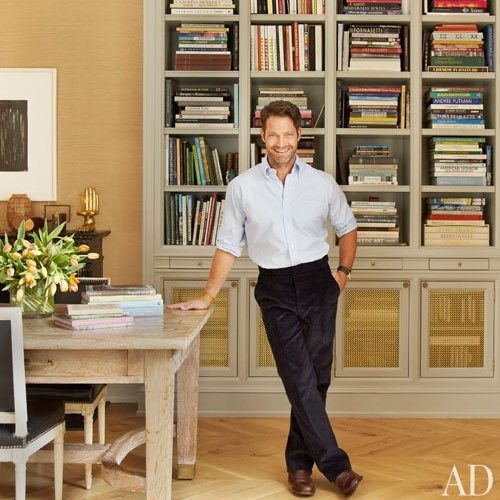ARCHITECTURAL DIGEST MAGAZINE -