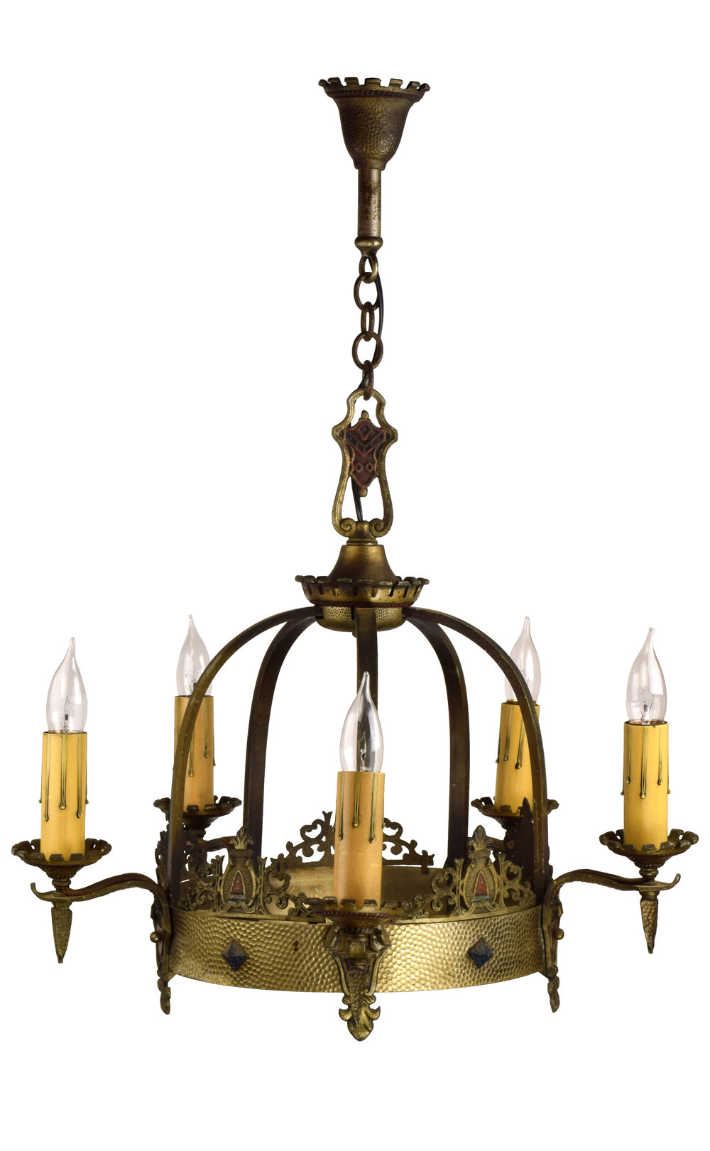 46984 five ring candle chandelier MAIN.jpg