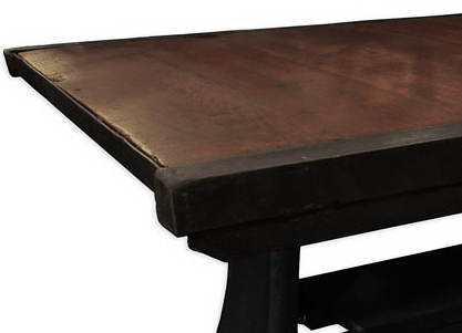 Architectural Antique's Industrial Base Table