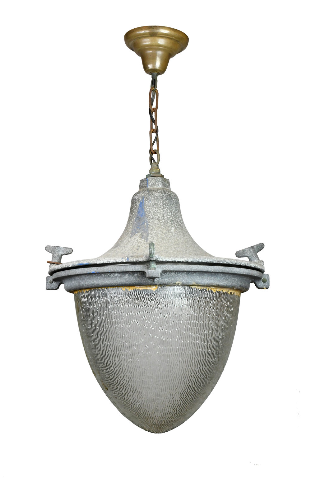 general electric aluminum exterior pendant