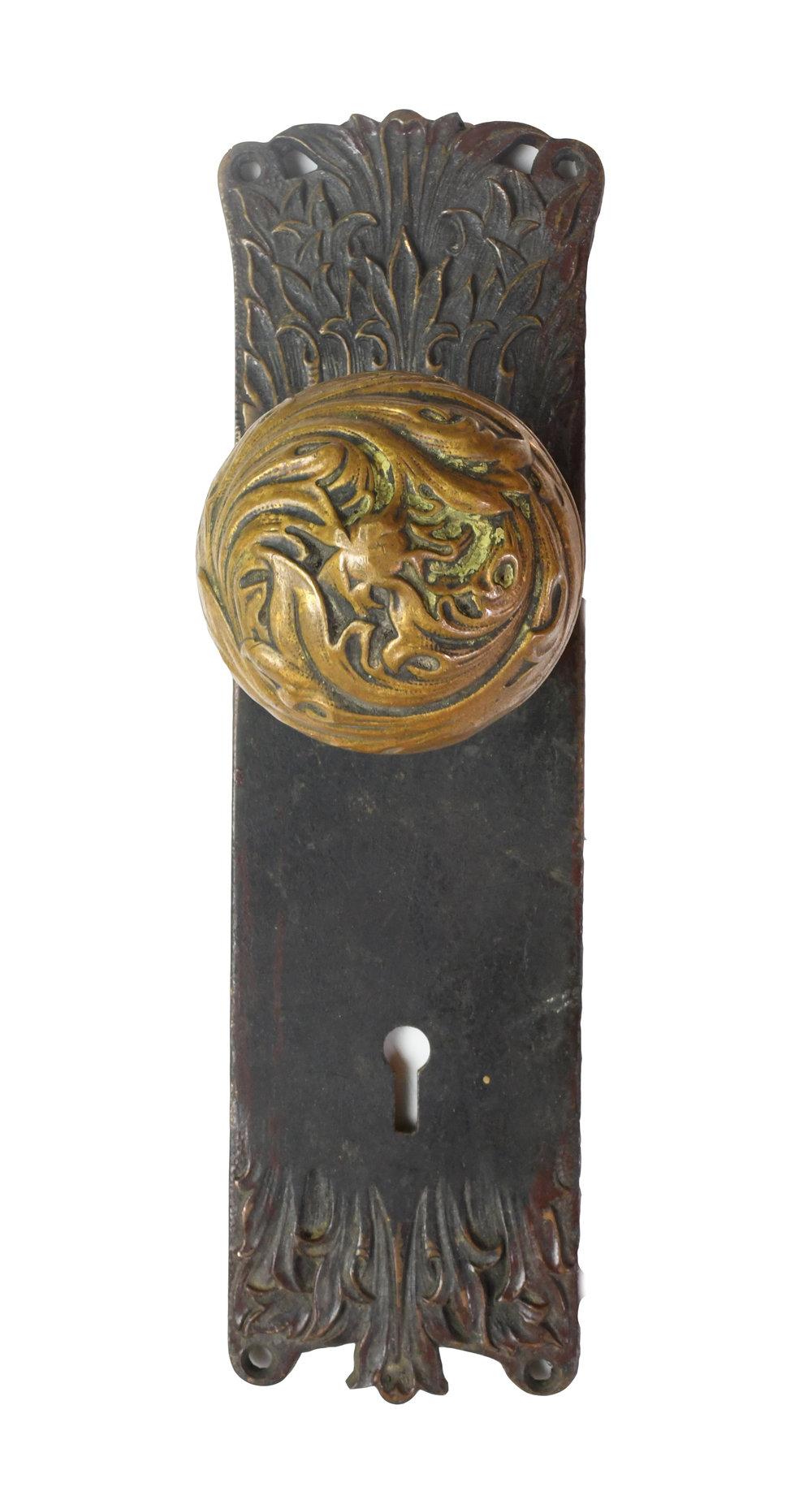H20169-cast-brass-corbin-florence-door-knob-set-small-2.jpg