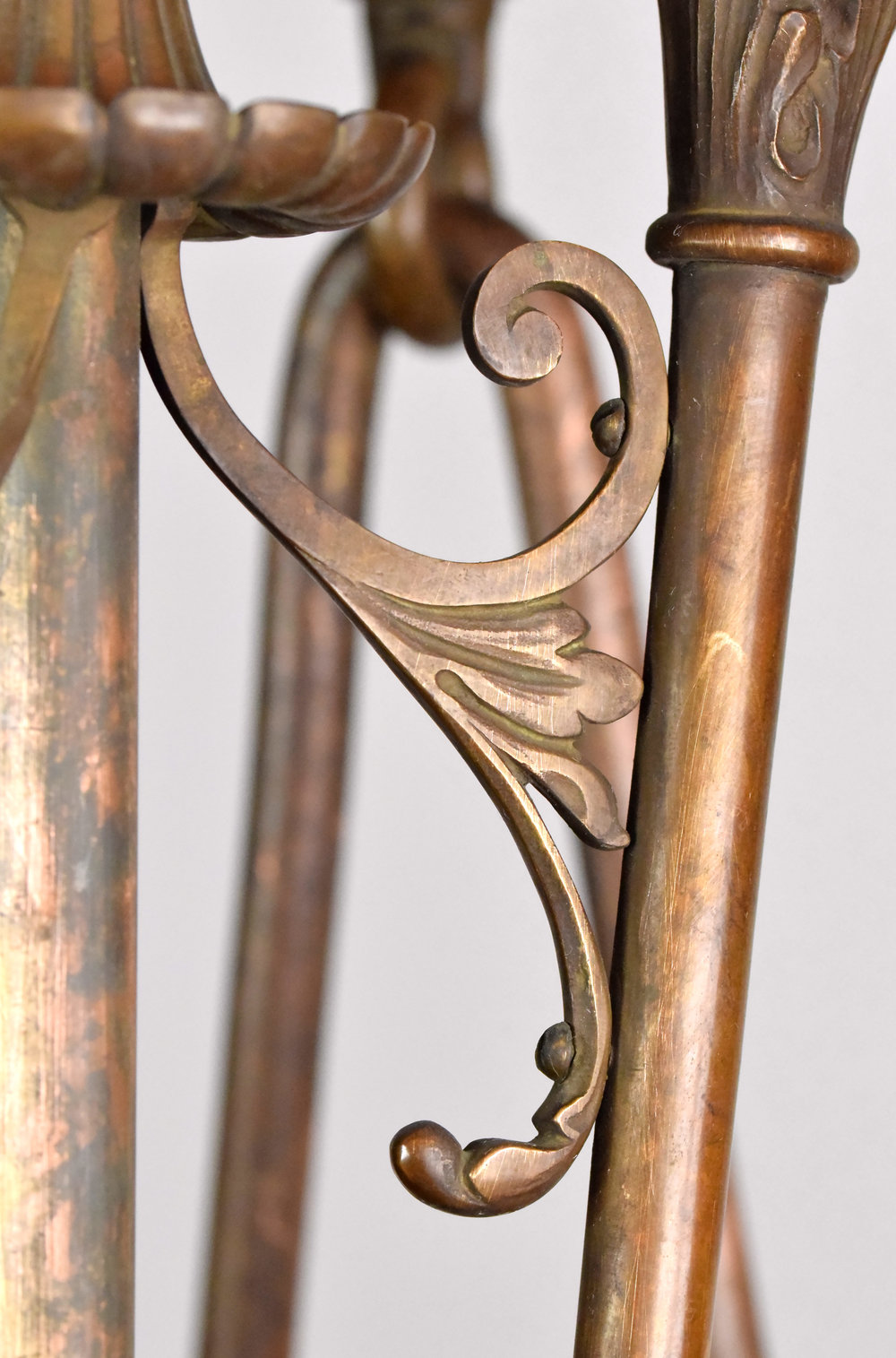 47590-cast-bronze-nine-light-chandelier-curving-detail.jpg