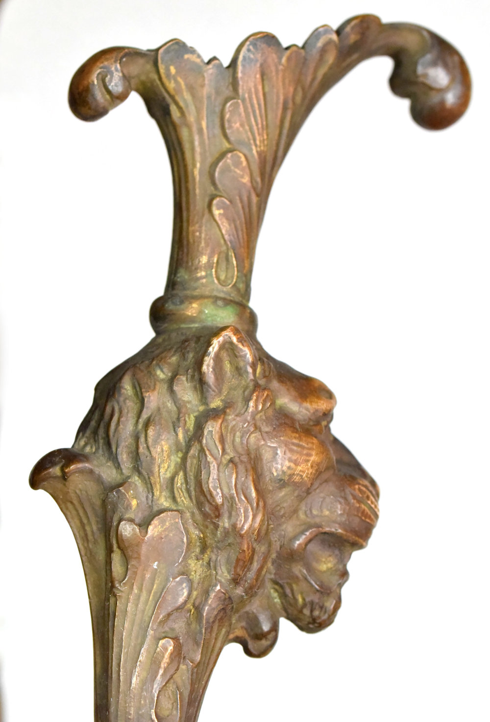 47590-cast-bronze-nine-light-chandelier-lion-face-profile.jpg