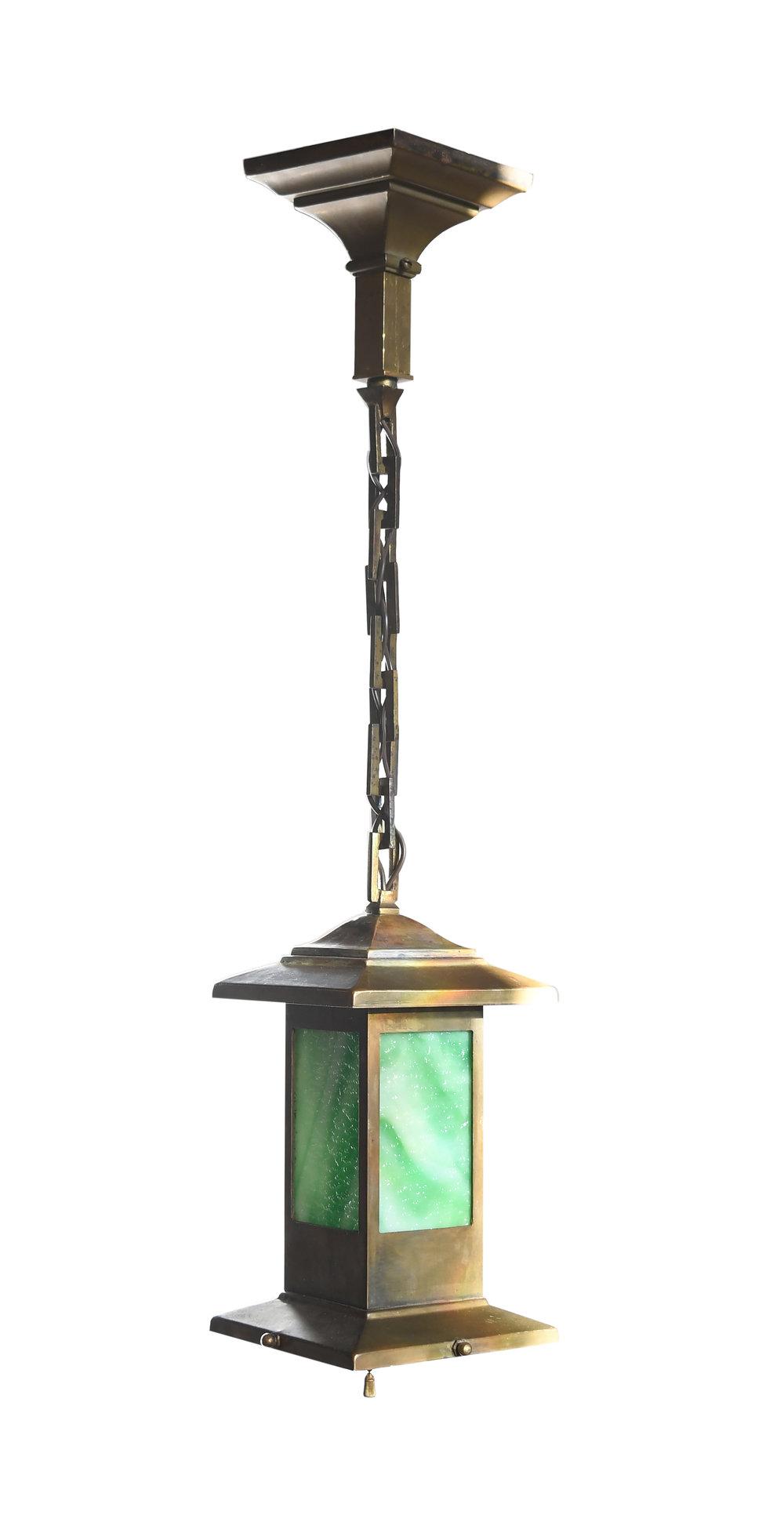 47596-rectangular-brass-handel-pendant-with-green-glass-overall-1.jpg