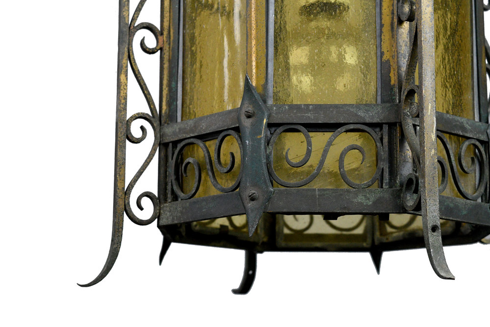 43187-Large-brass-larntern-with-leaded-panels-.jpg
