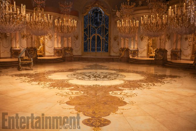 Beauty and the Beast Ballroom