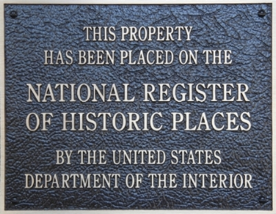 NRHP plaque.JPG