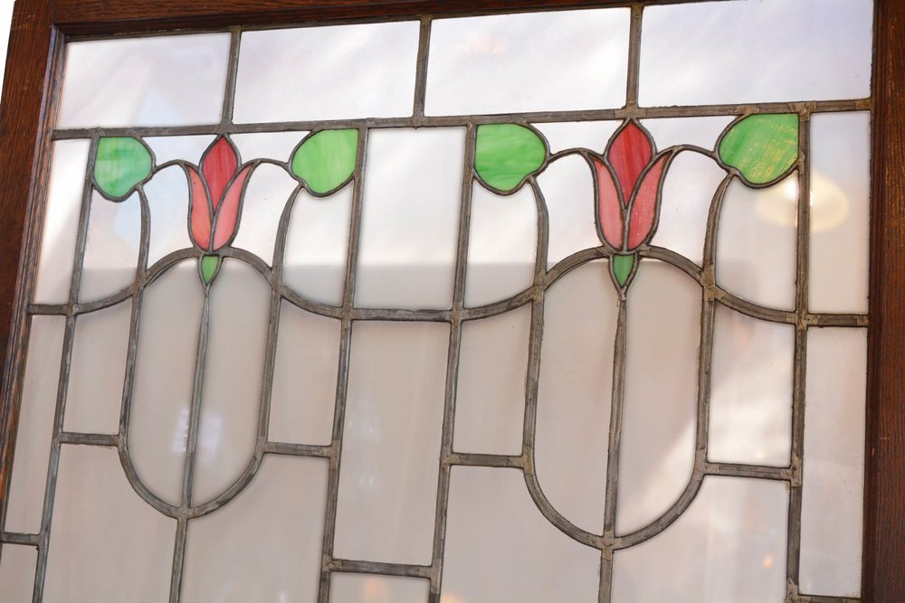 45795-Large-Arts-and-Crafts-Window-with-Pink-Tulips-detail.jpg