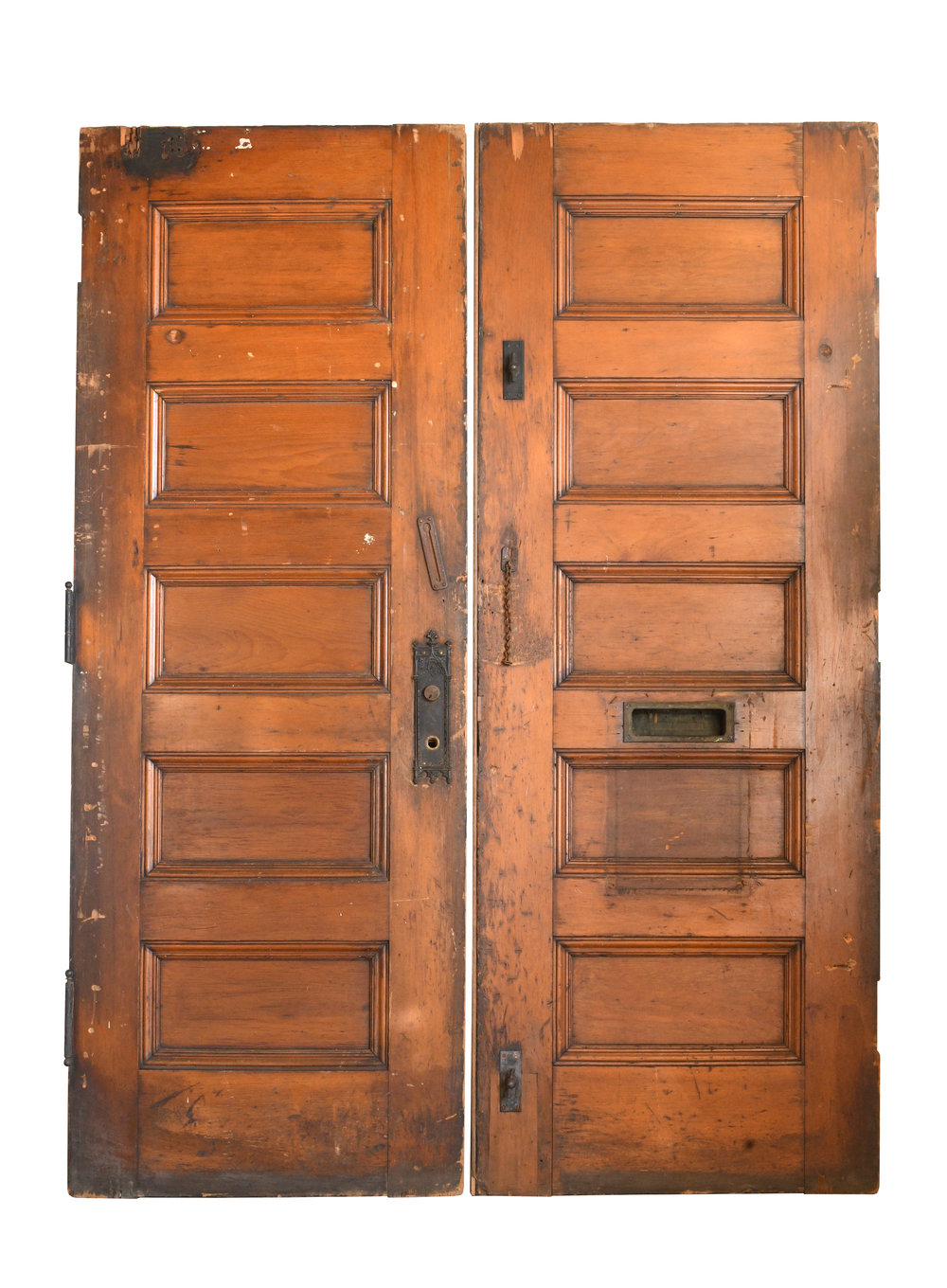 47742-double-doors-with-strap-hinges-unpainted-side-front-view.jpg