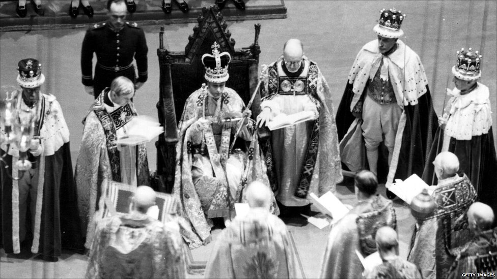 1936 - Used as supplemental lighting in Westminster Abbey for the coronation of King George VI