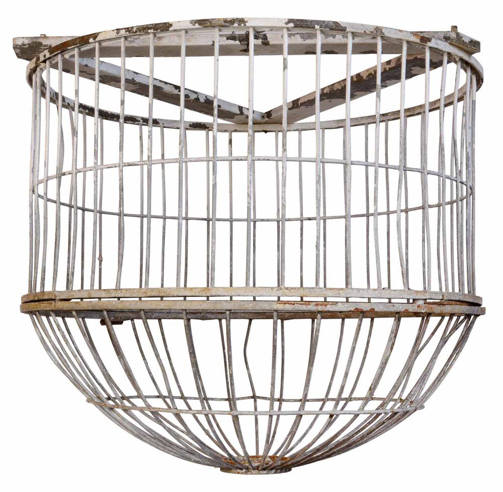 gymnasium cage fixture