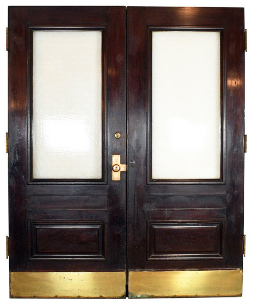 47932-ple-railroad-double-doors-front.jpg - Doors — ARCHITECTURAL ANTIQUES