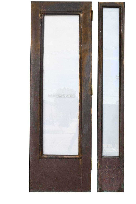 Right Door & SideLight (2 pieces)