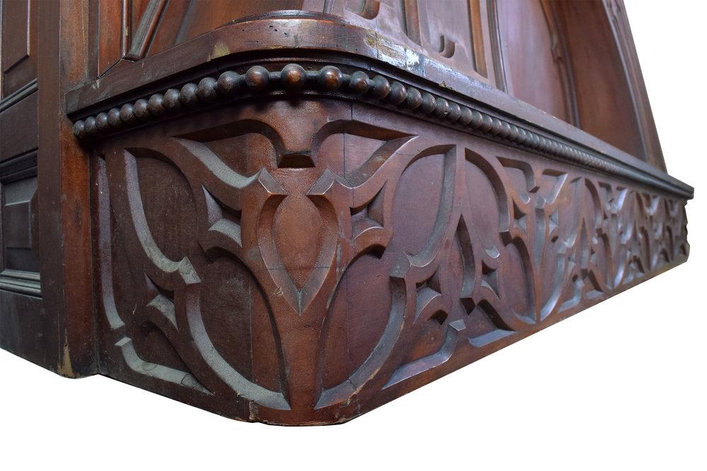 48105 large wooden carved mantle side bottom.jpg