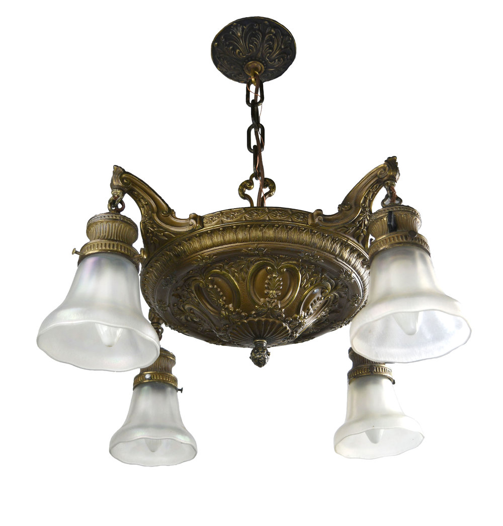 48160 lead neoclassical chandelier bottom angle.jpg