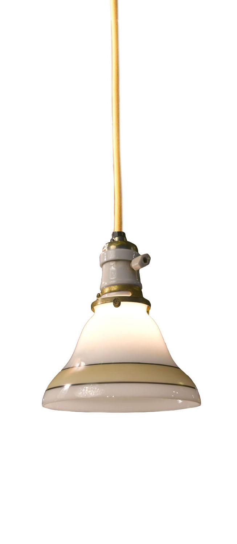 yellow pendant