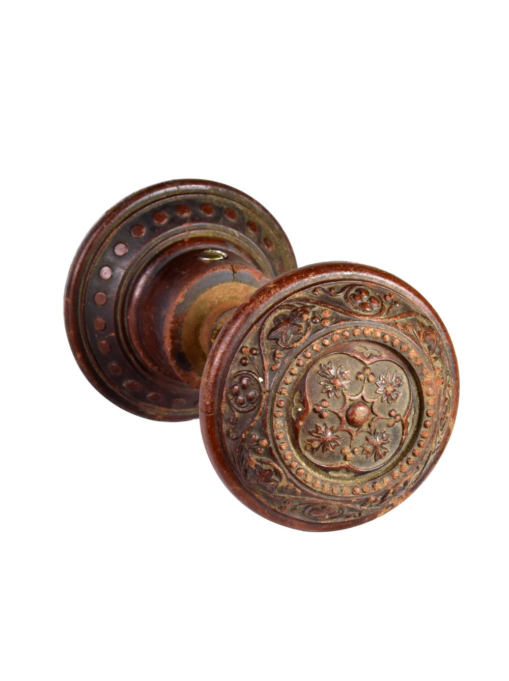 RUSSELL AND ERWIN COMPOSITE KNOB SET AA# H20214   1 set available $245.00 for set
