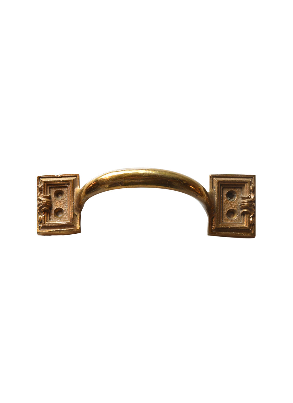 CAST BRASS DRAWER PULL AA# H20171   4 available $38.00 each