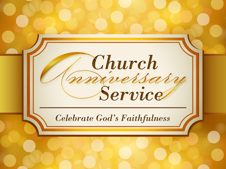 Church 38th Anniversary/Friend Day — CrossBridge Church