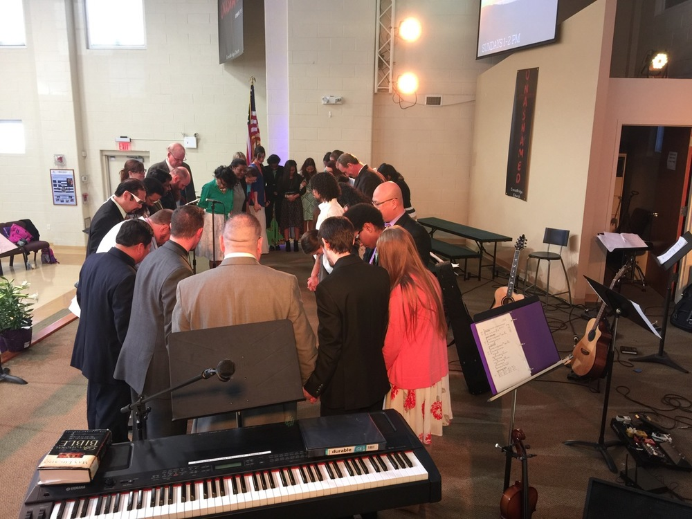 Worship Arts Ministry - Easter 2015