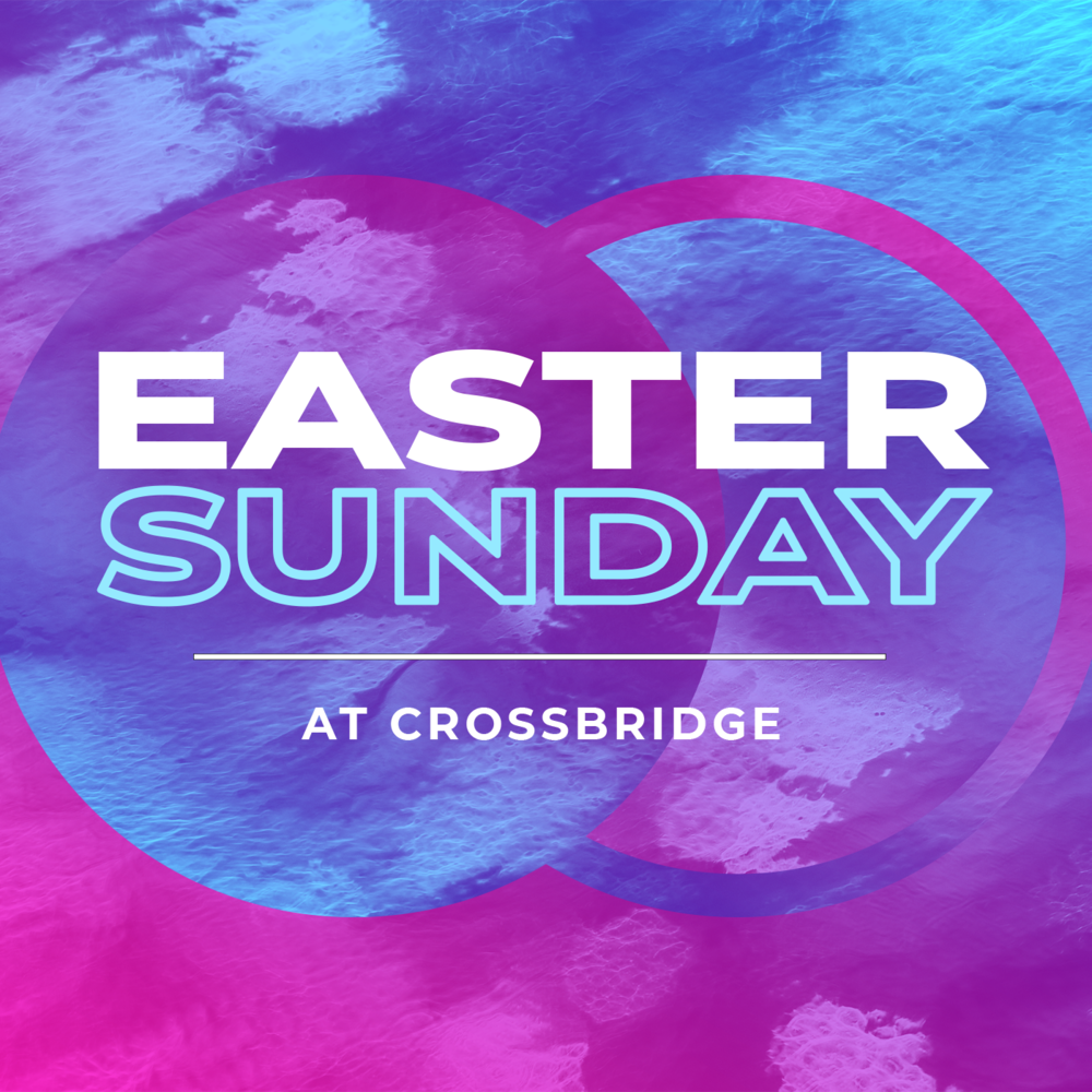 Easter: Resurrection Sunday   April 21 at 9:30 & 11:15 am
